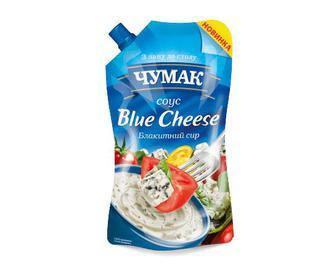 Соус Чумак, Блакитний сир, 200 г