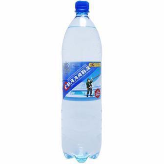 Вода мінеральна лікувально-столова Свалява 1,5л