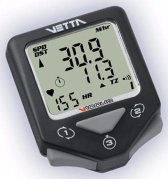 Велокомп'ютер Vetta V100HR WL