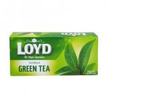 Чай зеленый Green Tea, Loyd,Ю 20*1,5г