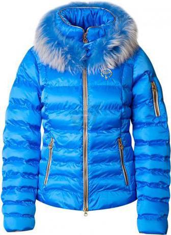 Куртка Sportalm Kyla m.Kap+P 862253127-23 38 блакитний