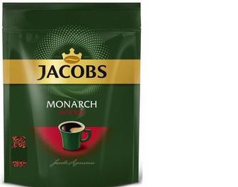 Кава Розчинна екон.пак, 60 г, Кава Jacobs Монарх