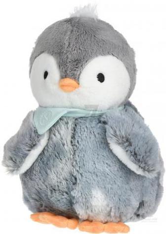 М'яка іграшка Kaloo Les Amis Пінгвін сірий в коробці 25 см K969294