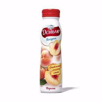 Йогурт Дольче 2,5% Lactel 290г