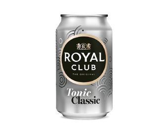 Напій Royal Club безалкогольний, газований, Тонік, 0,33 л