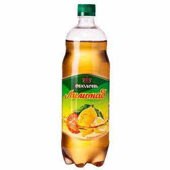 Напиток Лимонад сильногазированый Оболонь, 2л