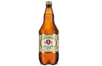 Пиво ППБ «Свіжий розлив» світле, 1,3л