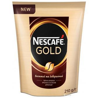 Кава Нескафе Голд розчинна 120г