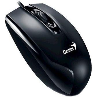 Компьютерная мышь GENIUS DX-100X USB Black