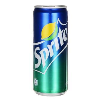 Напій сильногазований Coca-Cola, Fanta, Sprite 0,33 л