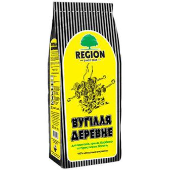 Вугілля Region деревне 2,5кг