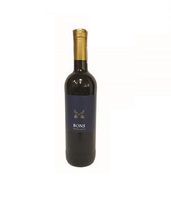 Вино Бонс 0,75л