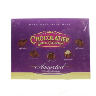 Конфеты Chocolatier Sweets Collection Dark Selection Ассорти 250 г