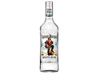 Ром Captain Morgan White 0.7л