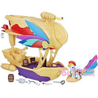 Набір іграшковий Летючий корабель My Little Pony the Movie (C1059)