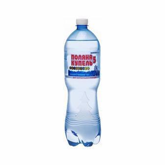 Вода мінеральна Поляна купель 1.5л