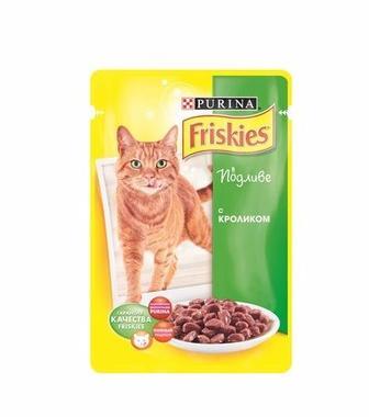 Корм для котів Фріскіс 100 г