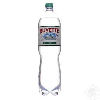 Вода мінеральна слабогазована Бювет 1.5л