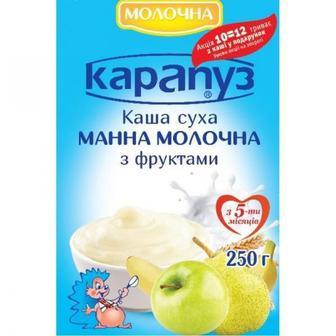 Каша молочна Карапуз, 250г