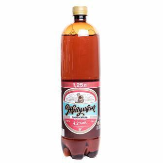 Пиво Жигулівське 1,25л
