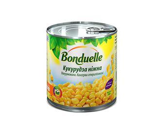 Кукурудза Bonduelle ніжна, 340г