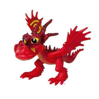 Коллекционная фигурка Кривоклик в боевом украшении Dragons Как приручить Дракона 6 см (SM66551/SM66551-12)