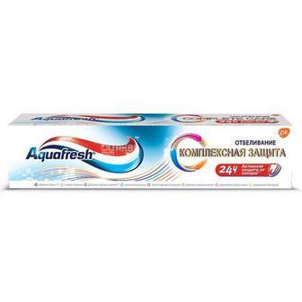 Зубна паста Aquafresh Комплексний Догляд Відбілювання 125мл