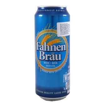 Пиво Fahnen Brau 0,5 л