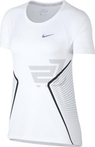 Футболка Nike Dri-FIT Miler W NK DRY MILER TOP SS GX р. M білий 890349-101