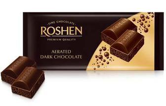 Шоколад пористий екстрачорний 85г
