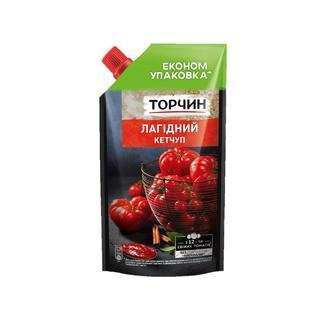 Кетчуп Лагідний/До шашлику Торчин 400/450г