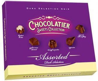 Цукерки Асорті Chocolatier 250г