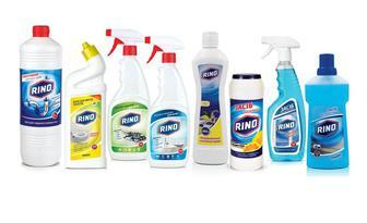 Засоби для чищення та прибирання Rino