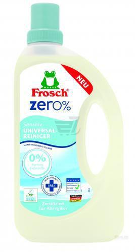 Засіб для чищення Frosch ZERO Сенситив 0.75 л