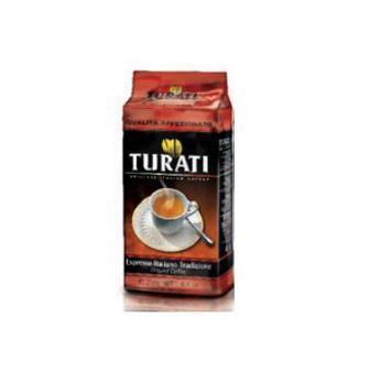Кава Тураті Класіка мелена/в зернах 250г