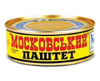 Скидка 20% ▷ Паштет «Онисс» «Московський» 240г
