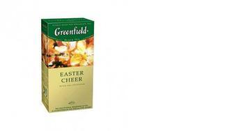 Чай черный Easter Cheer, Greenfield, 25*1,5г