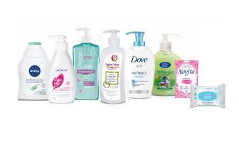 Засоби інтимної гігієни
