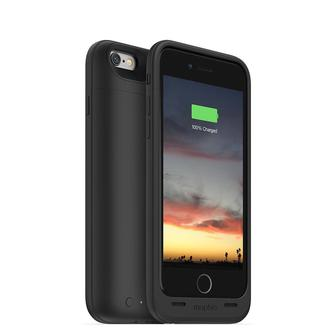 Mophie Juice Pack Air Black Charging Case - iPhone 6 /6s (2750mAh)