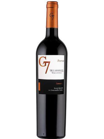 Вино G7 Reserva Carmenere 0.75л