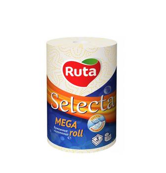 Рушемкм паперові Ruta Selecta Mega Roll