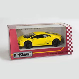 Машины детские Kinsmart