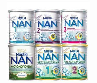 Детское питание NAN 400г