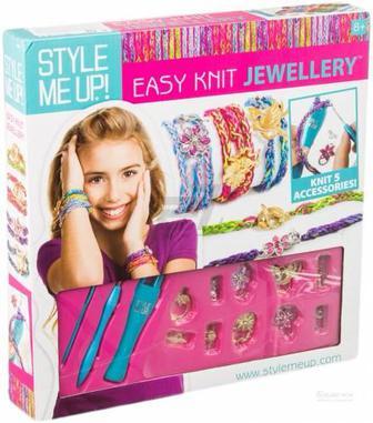 Набор для творчества Easy Knit Bracelets Style Me Up (00868)