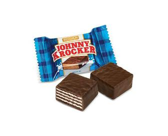 Цукерки Roshen Johnny Krocker milk, кг