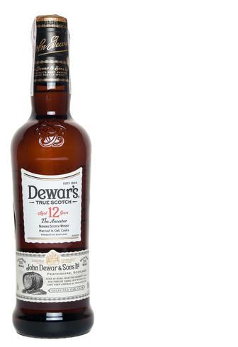 Віскі Dewar's white 12років, 0,5 л