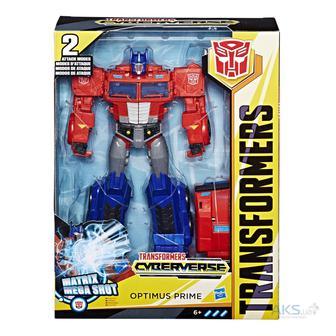 Трансформер Hasbro Cyberverse Optimus Prime