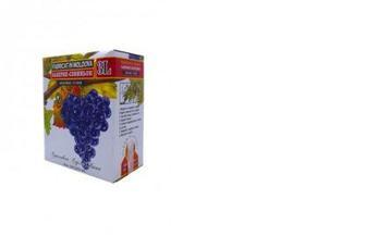 Вино красное сухое Каберне-Совиньон, Alianta Vin, 3л