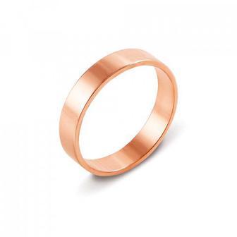 Обручальное кольцо. Европейская модель. Артикул 10104