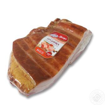 Грудинка зі свинини Ювілейний 100г